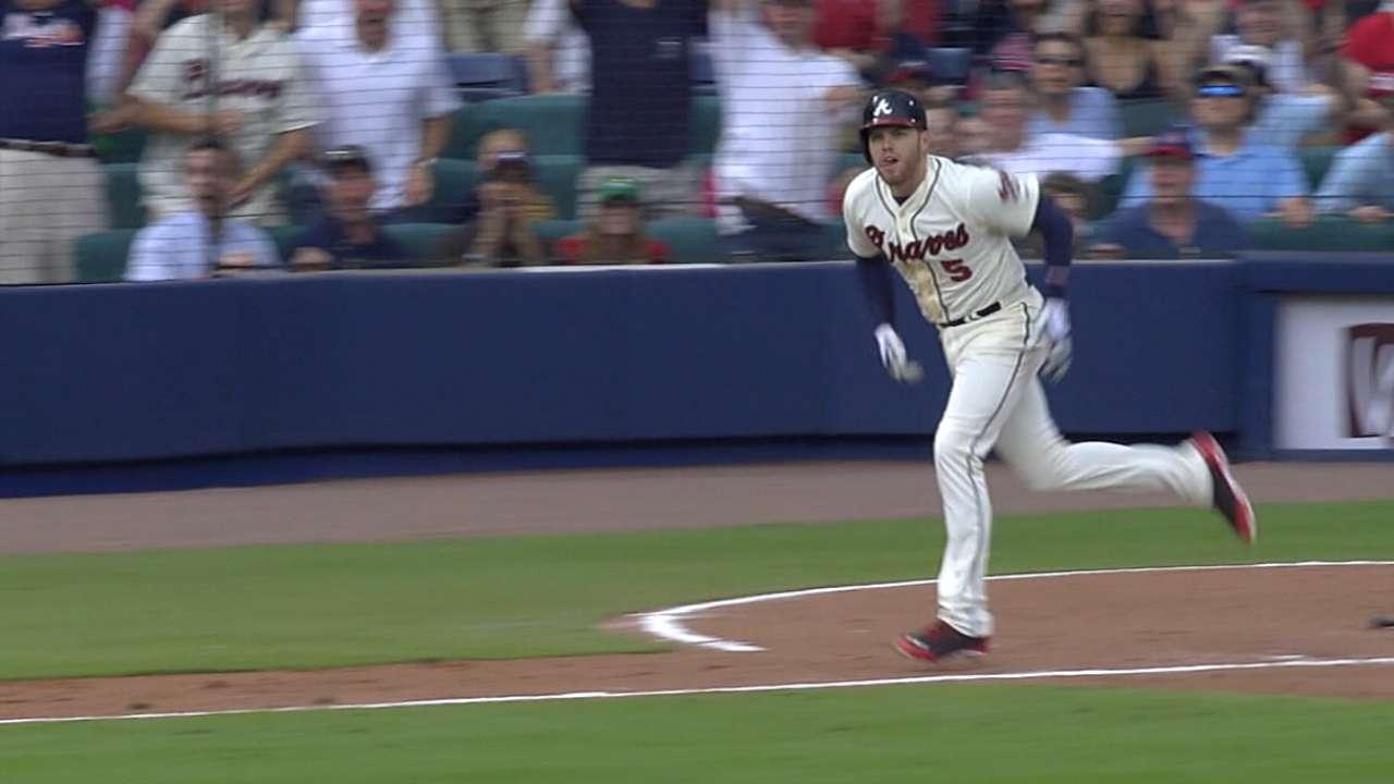 Braves' truck day sign new season is right around corner