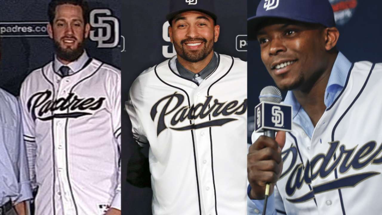 3 questions Padres must answer during Spring Training