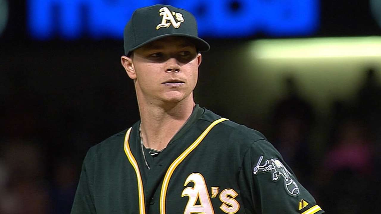 A's might rely on speed a bit more in 2015