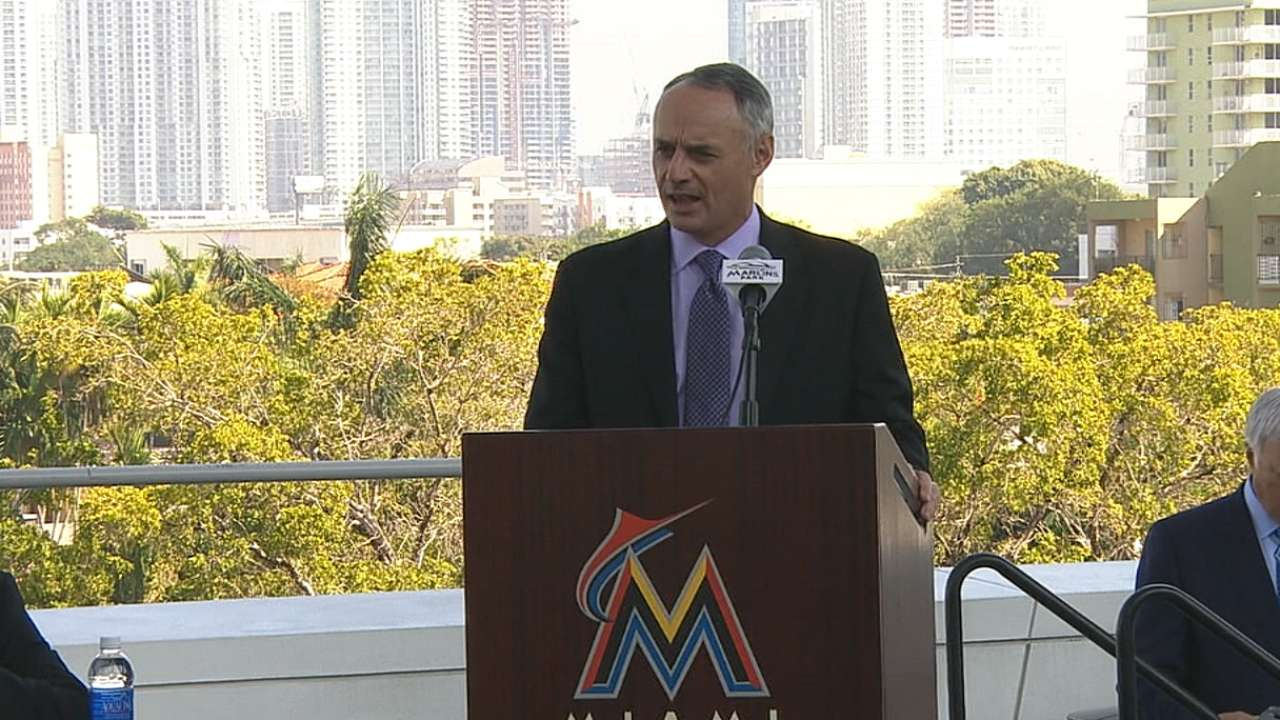 Marlins to host 2017 All-Star Game