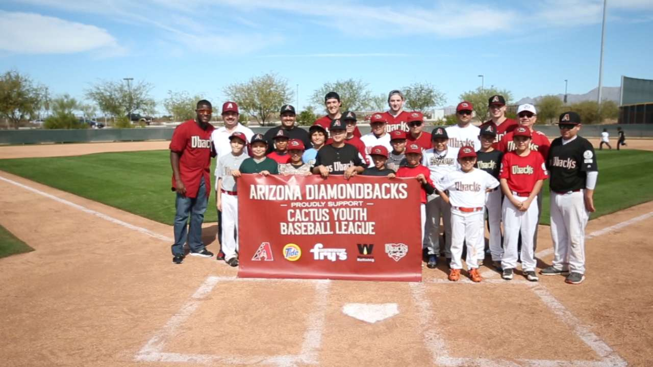 Youth squads square off for Give Back Jersey Program