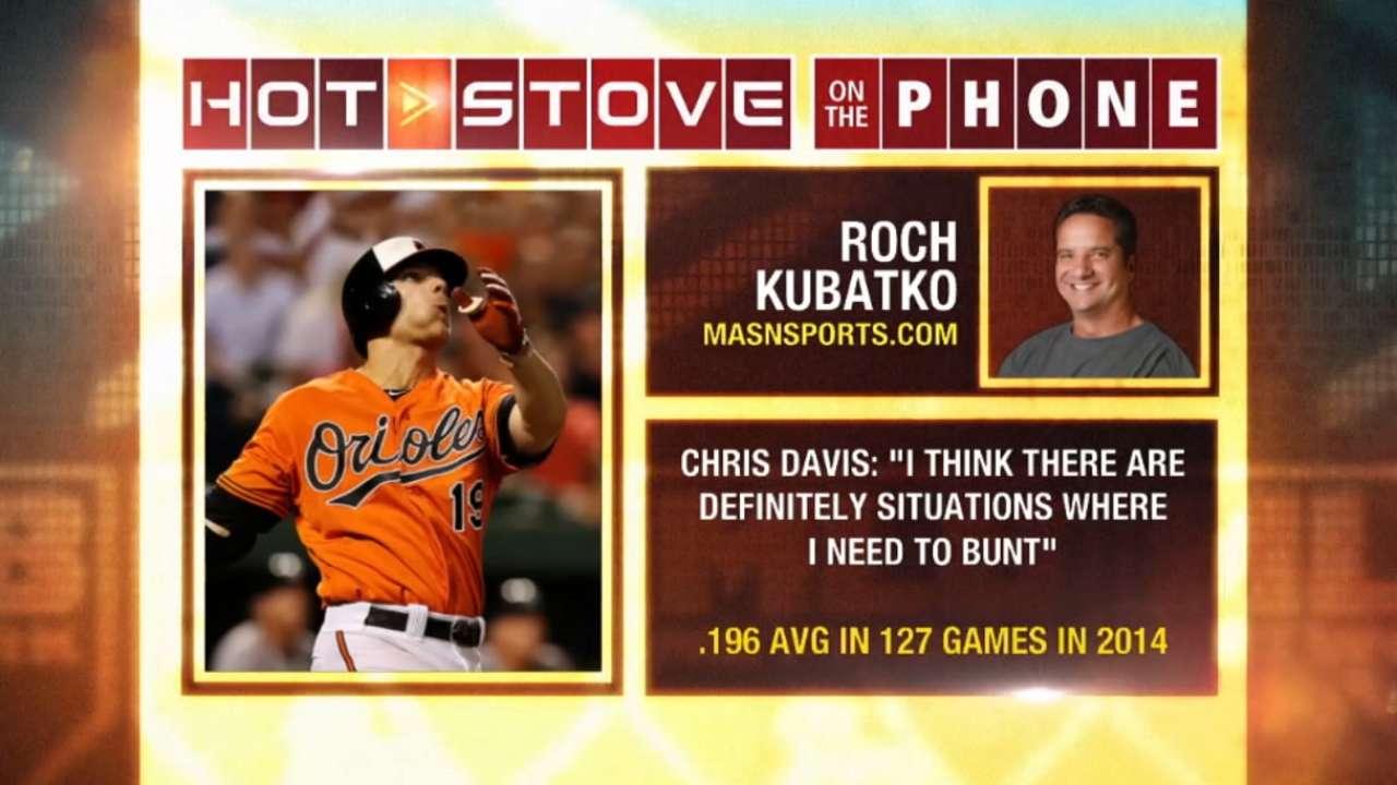 Hot Stove: Kubatko on Orioles
