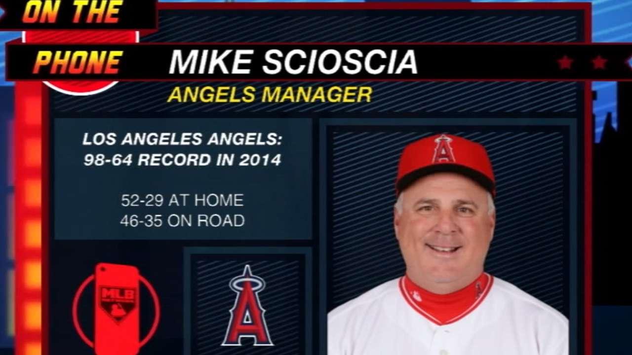 High Heat: Mike Scioscia