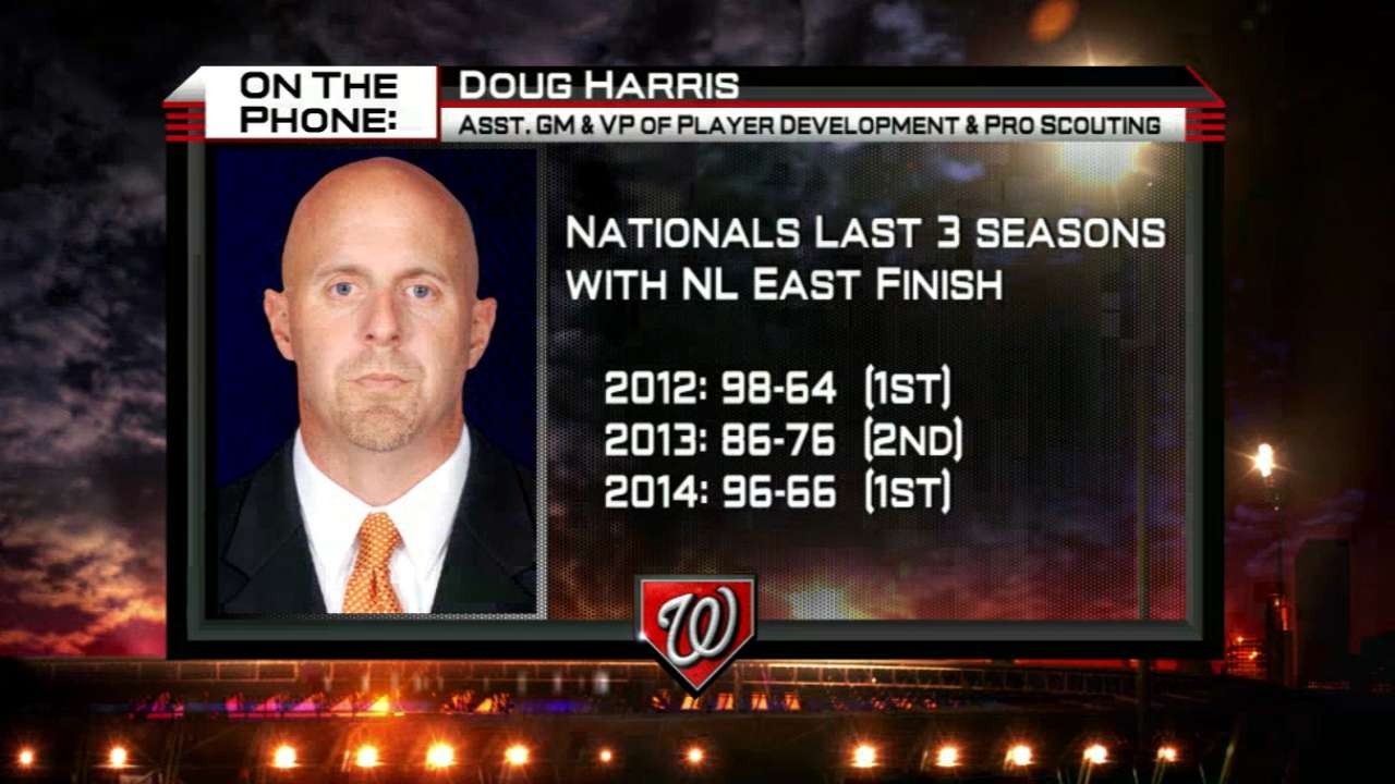 MLB Now: Doug Harris