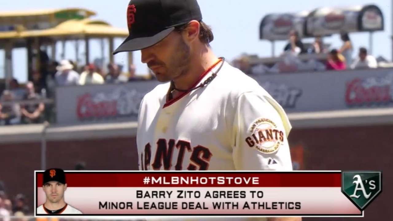 Hot Stove: Leading the League