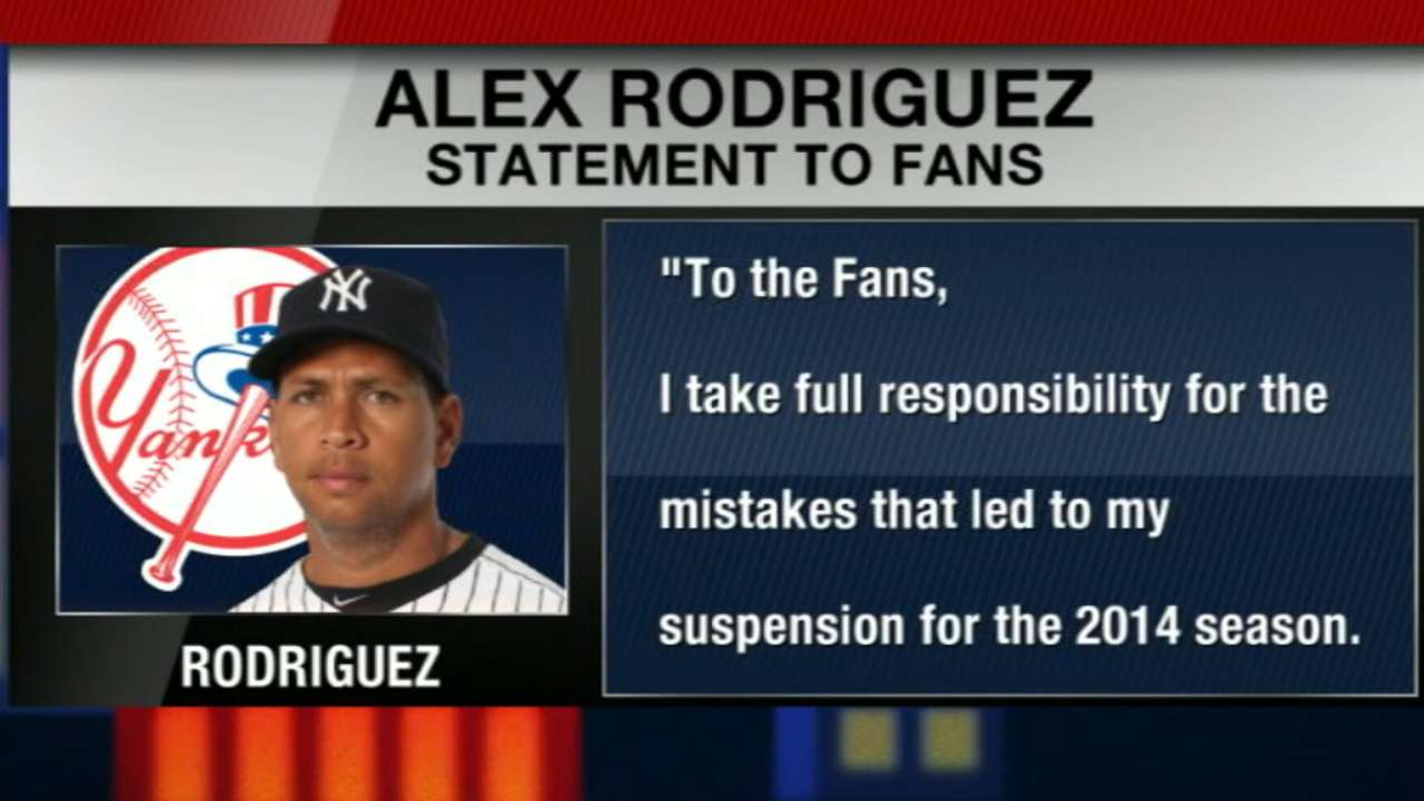 High Heat on A-Rod's apology