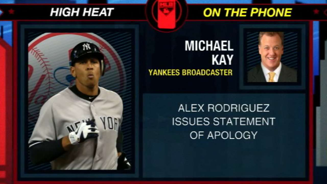 High Heat: Kay on A-Rod