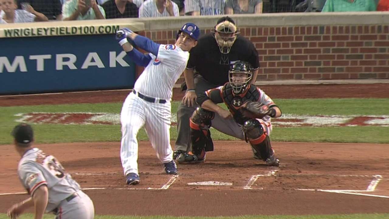 #BaseballBegins for Cubs