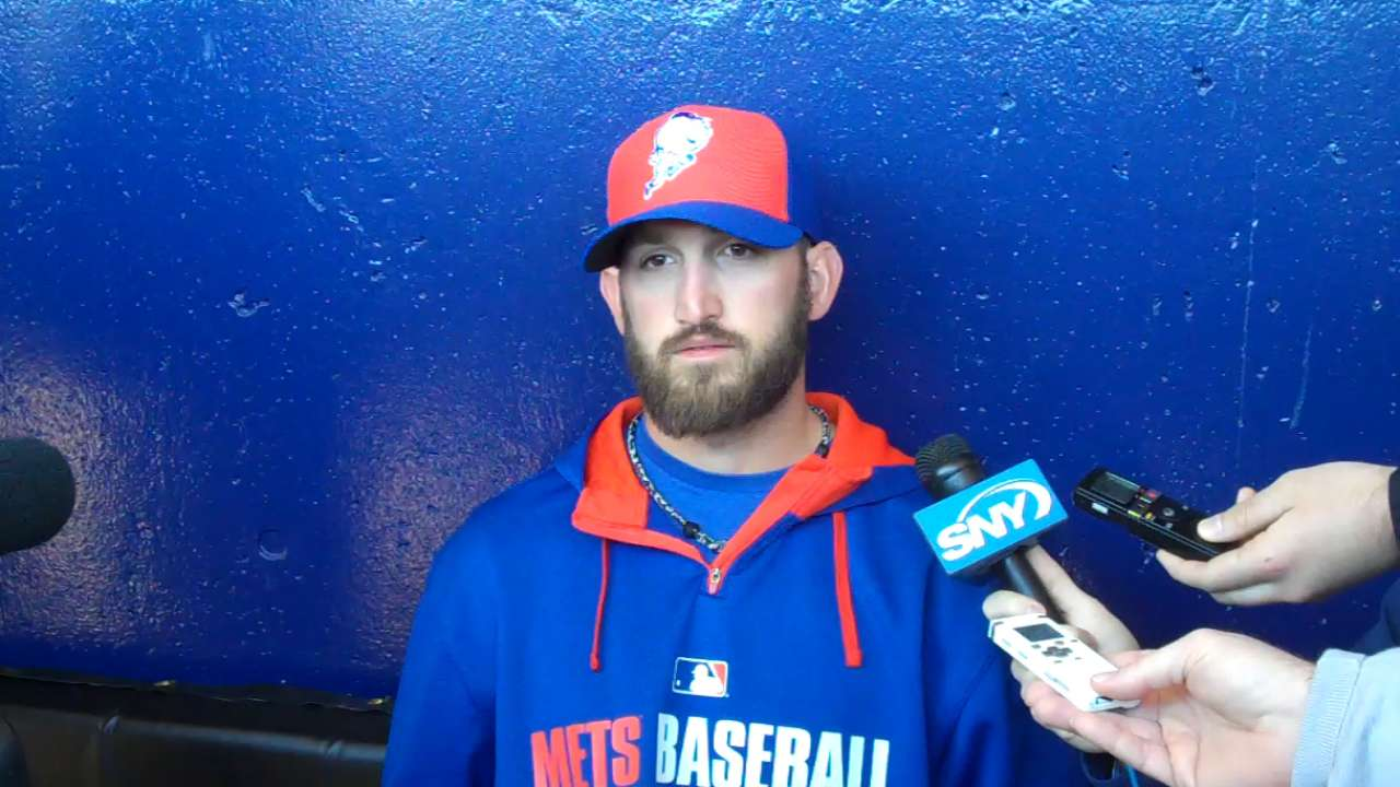 Niese is ready to put his injury history in the past