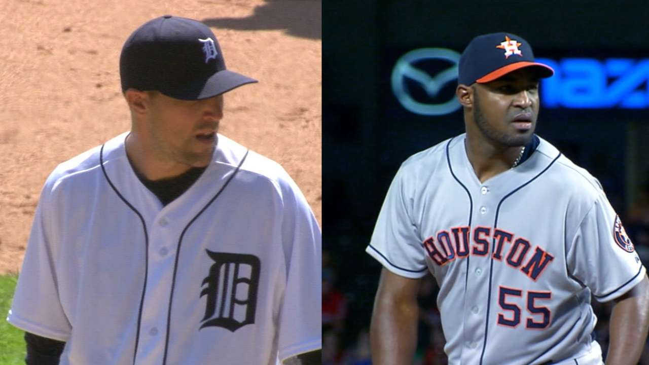 Gonzalez likes what he sees from Johnson early in camp
