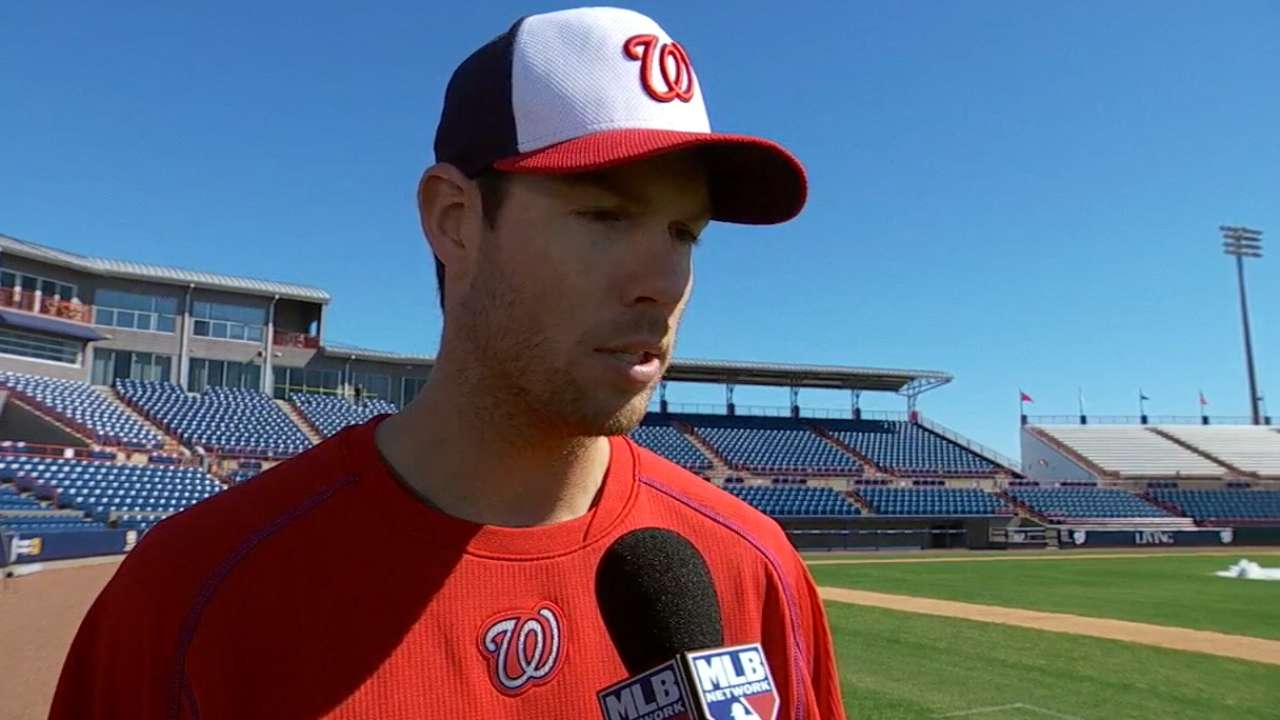 Fister excited for spring