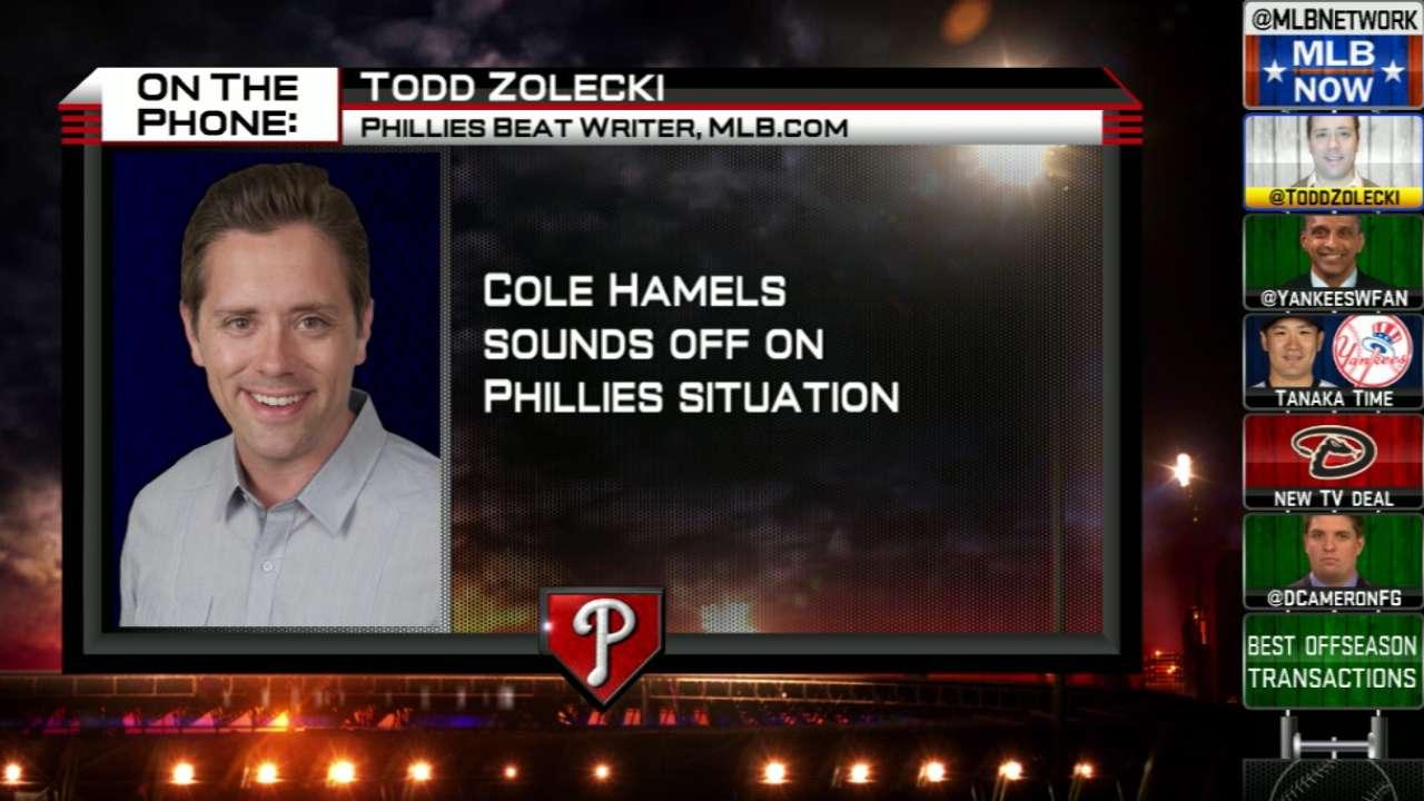 MLB Now: Todd Zolecki