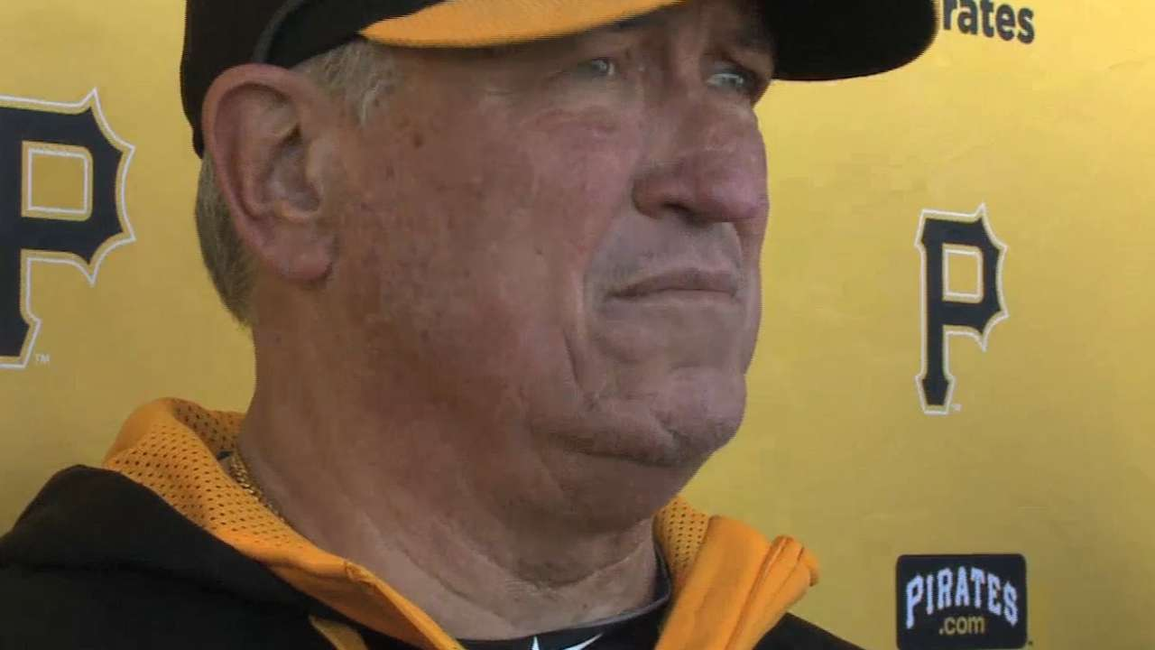 Hurdle on Bucs prepping for 2015