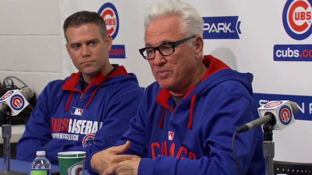 Maddon a proponent of sports psychologists
