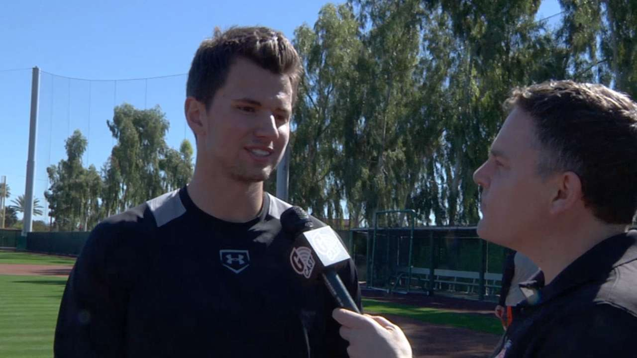 Panik aiming to build on special rookie campaign