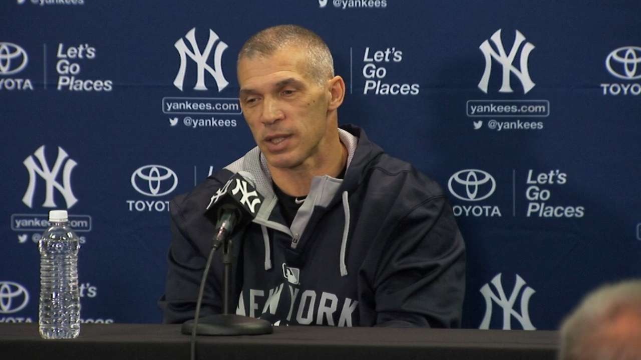 Girardi on replay, pace of game