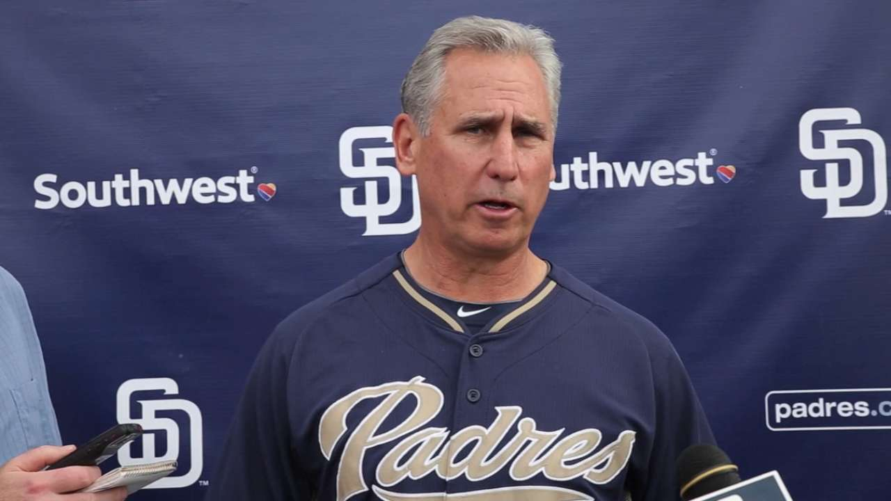 Revitalized Padres have throwback appeal