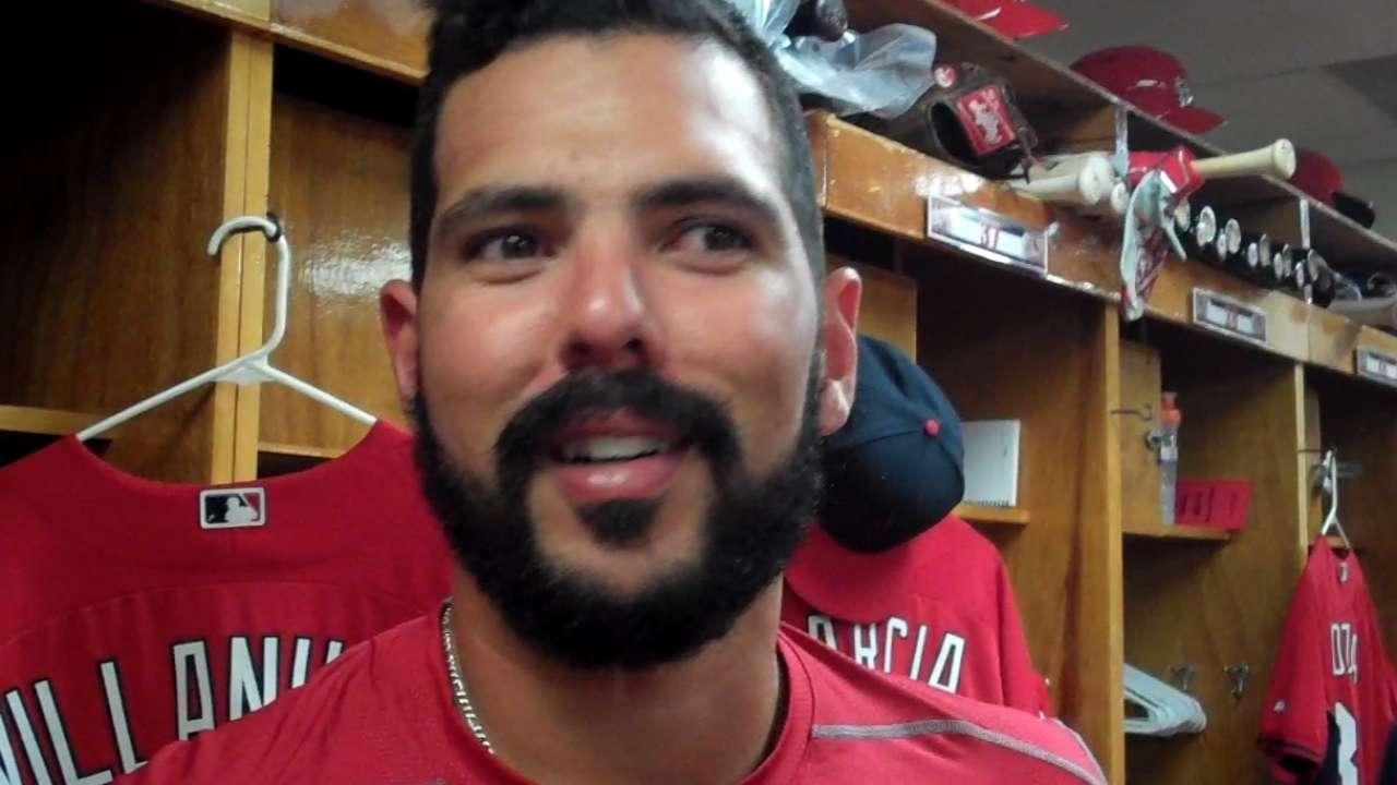 Villanueva calls role with MLBPA 'special'