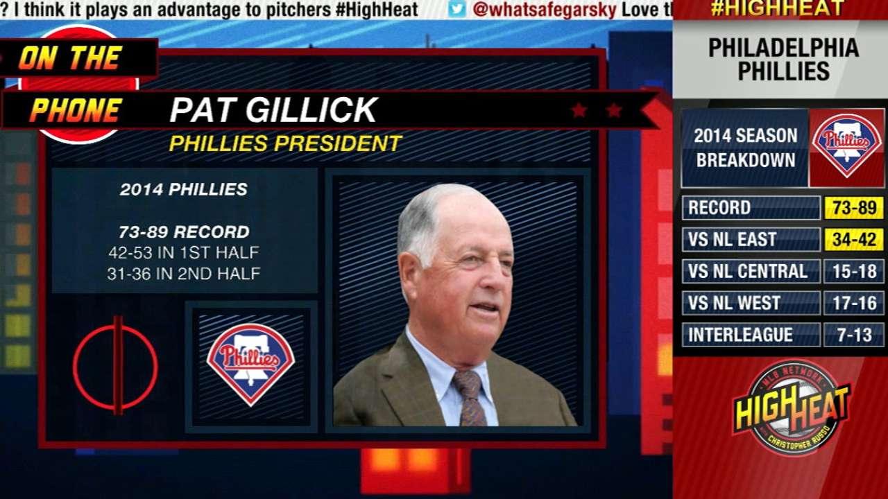 Gillick joins High Heat