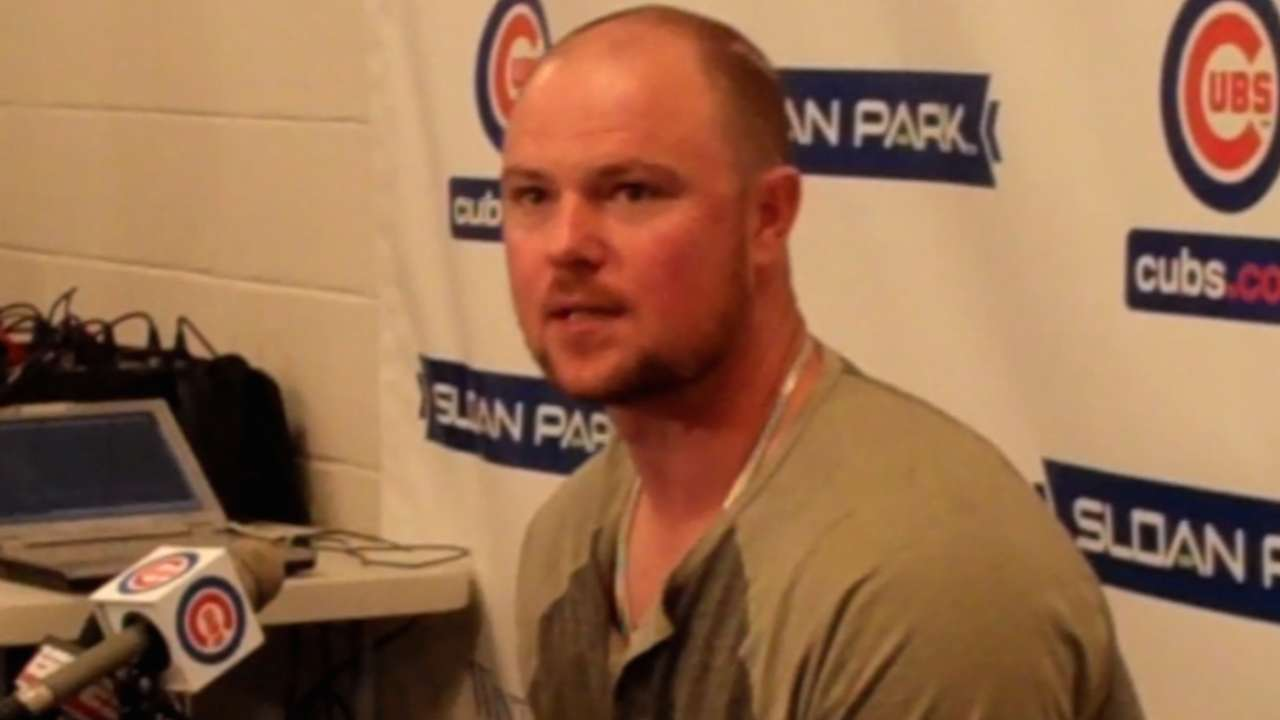 Lester wants Cubs to have winning mindset