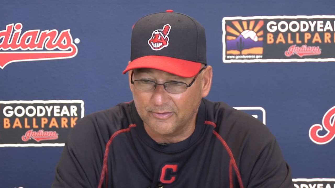 Meetings help Indians set tone early in spring