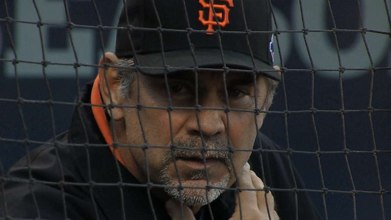 Wotus on a recovering Bochy