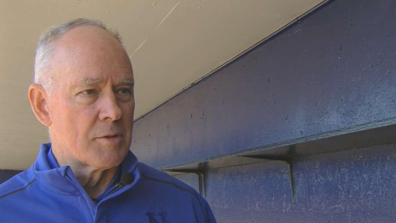 Alderson on key Mets players