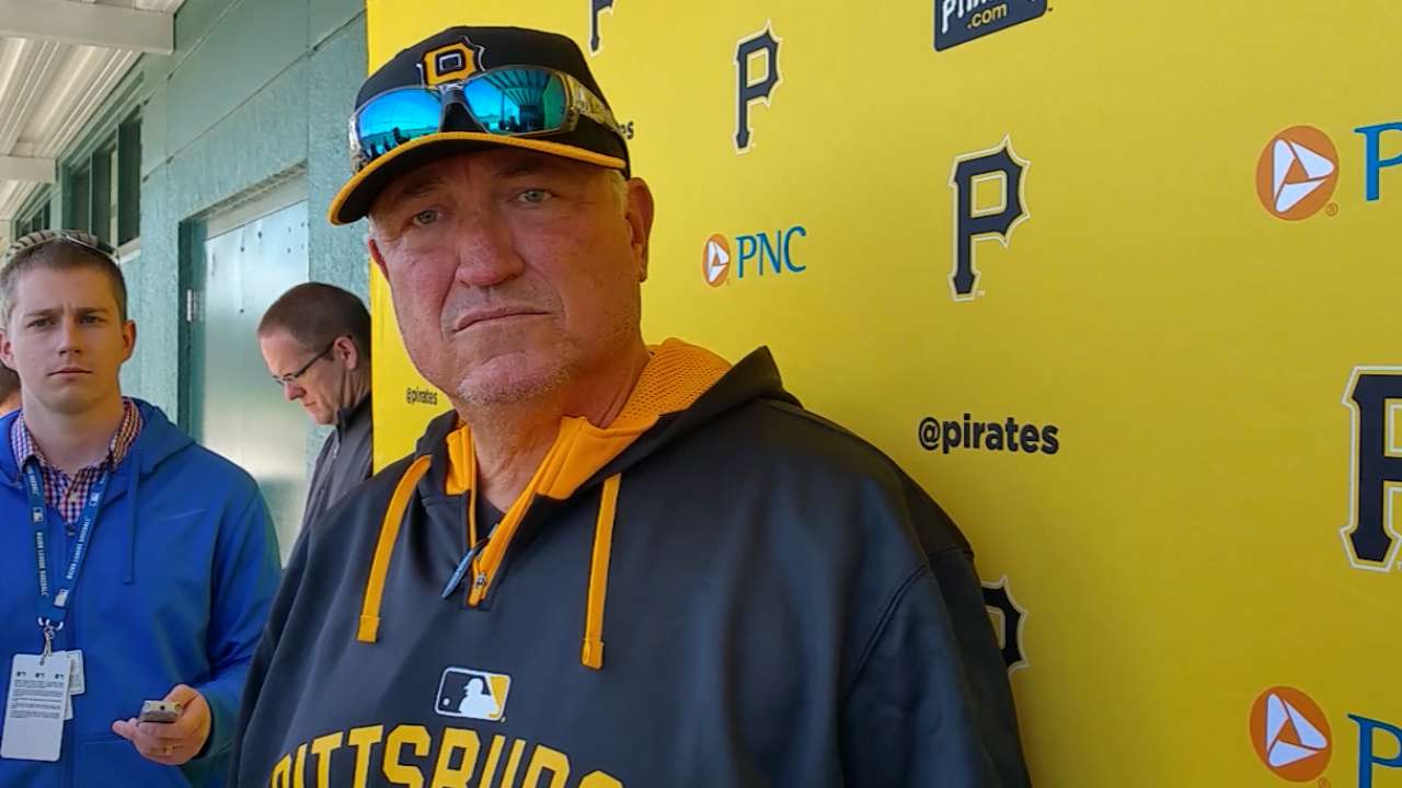 Hurdle pleased with latest pace-of-game rules