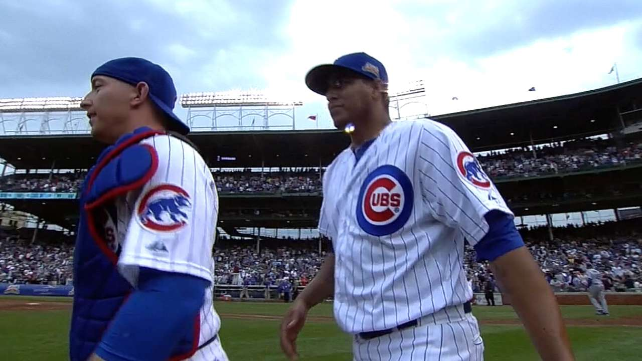 Rondon ready to do whatever Maddon needs
