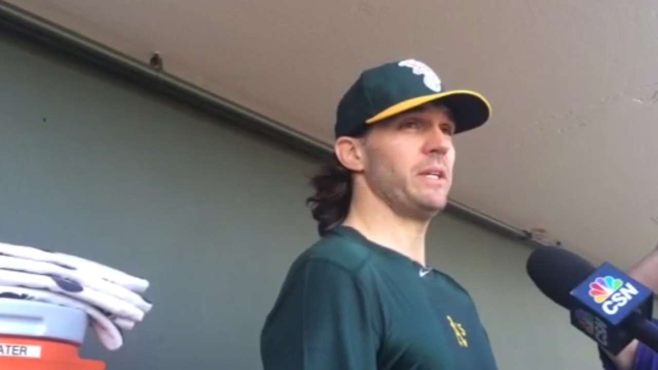Zito on comeback trail with renewed passion