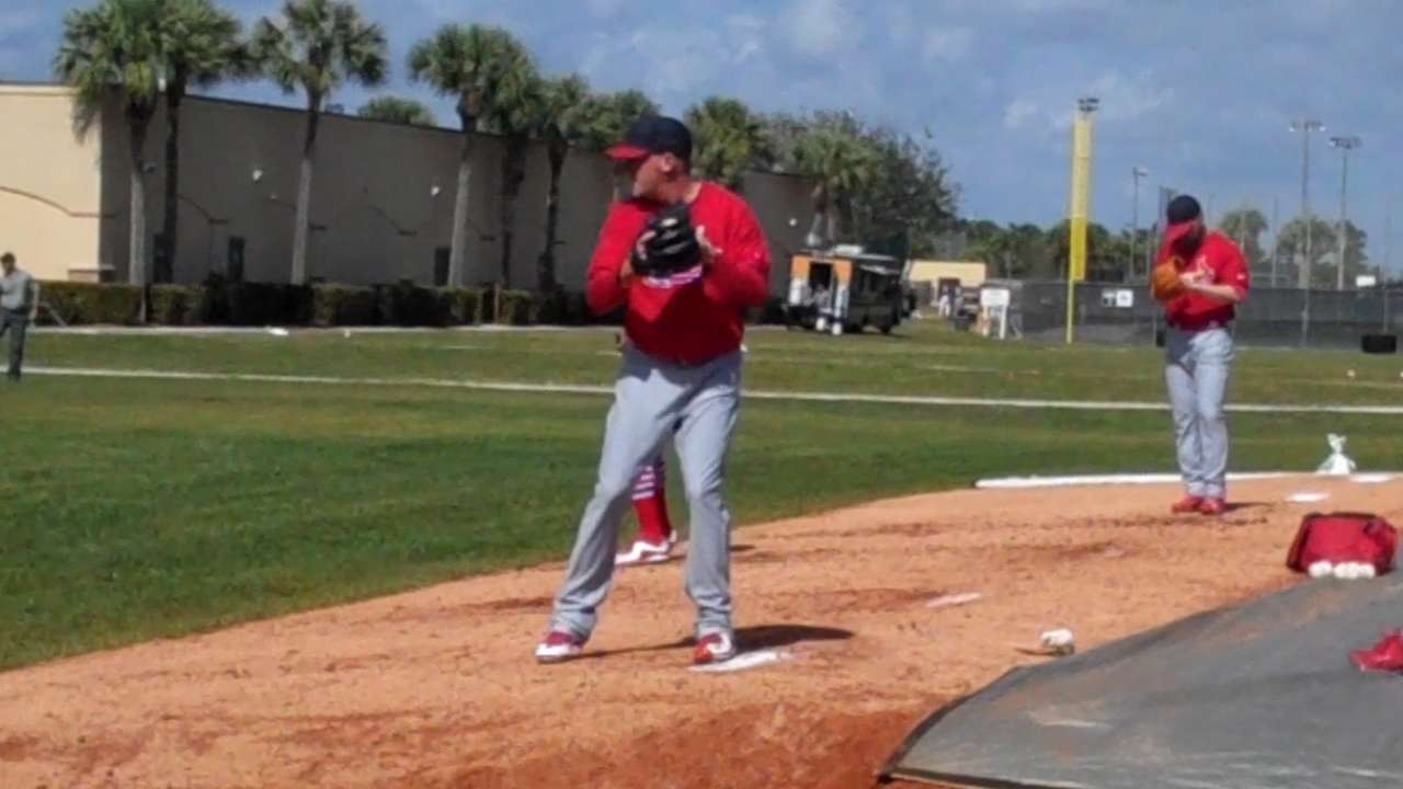 Choate driven to be better for Cardinals in '15
