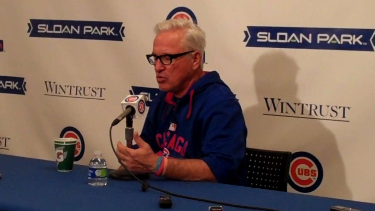 Maddon: Spring Training games important