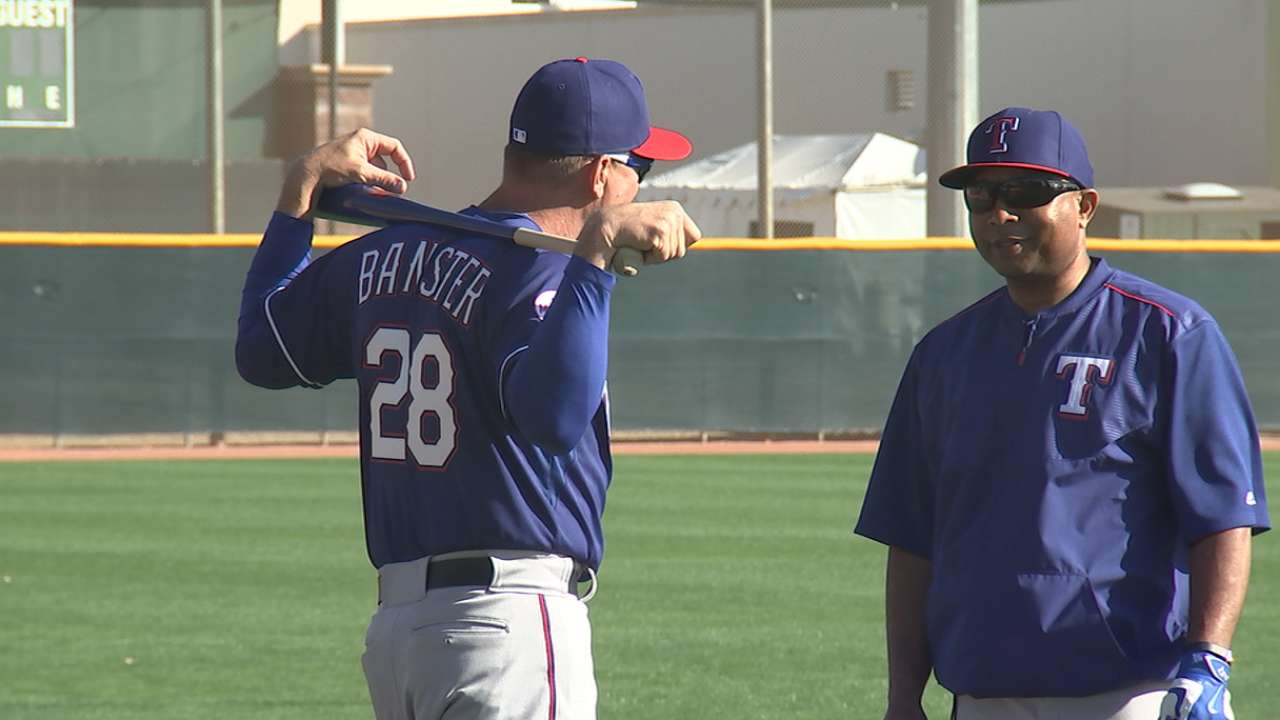 Rangers hope Beltre finishes career with club