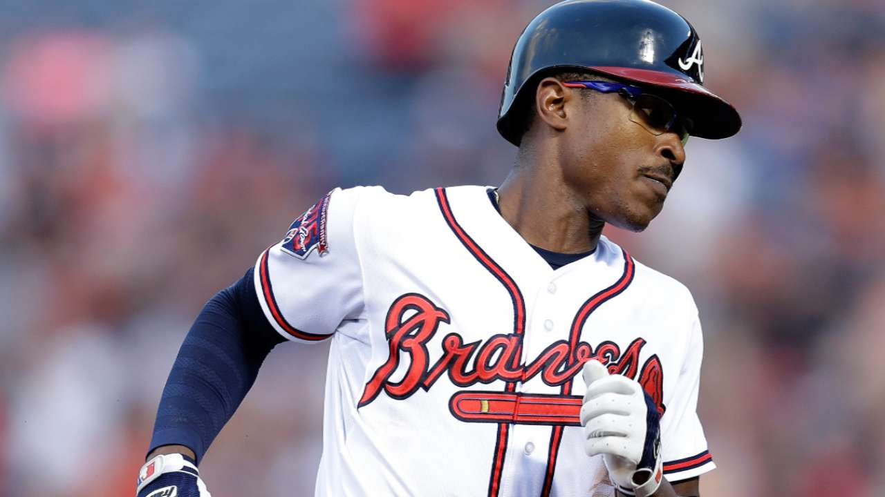 Upton: Name change not about rebound with Braves