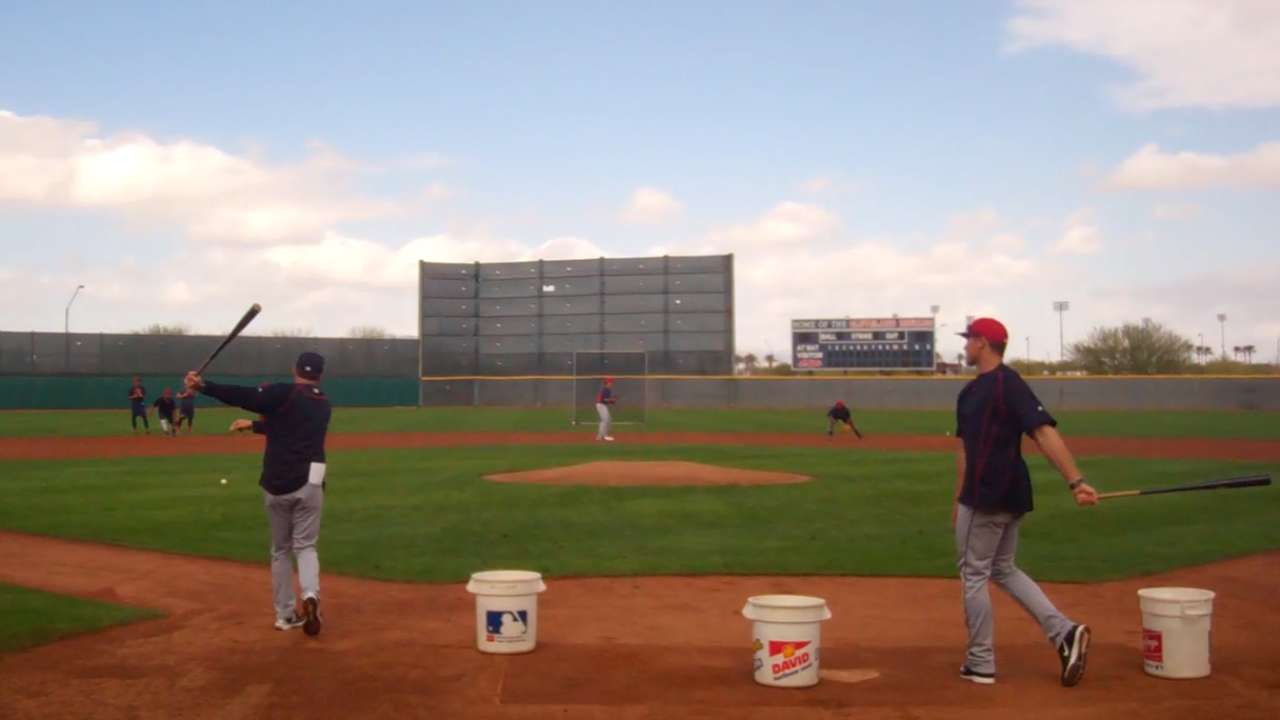 Indians working to get handle on defense
