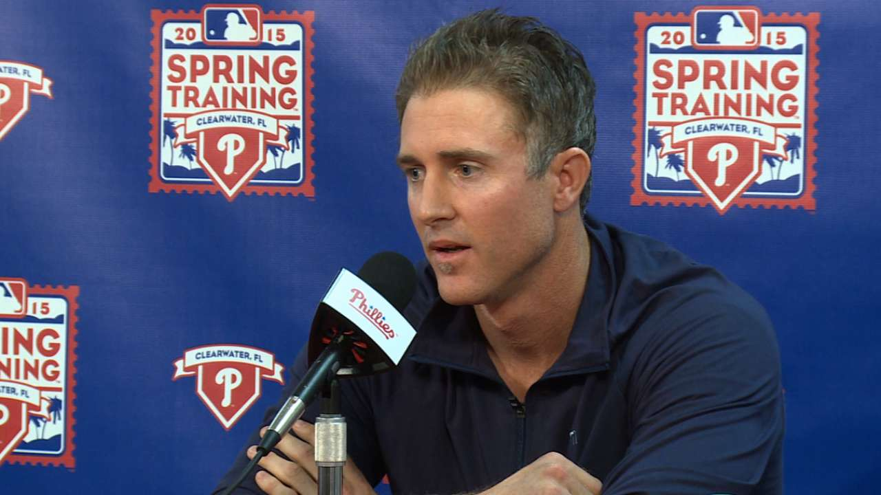 Utley won't play in Grapefruit League opener