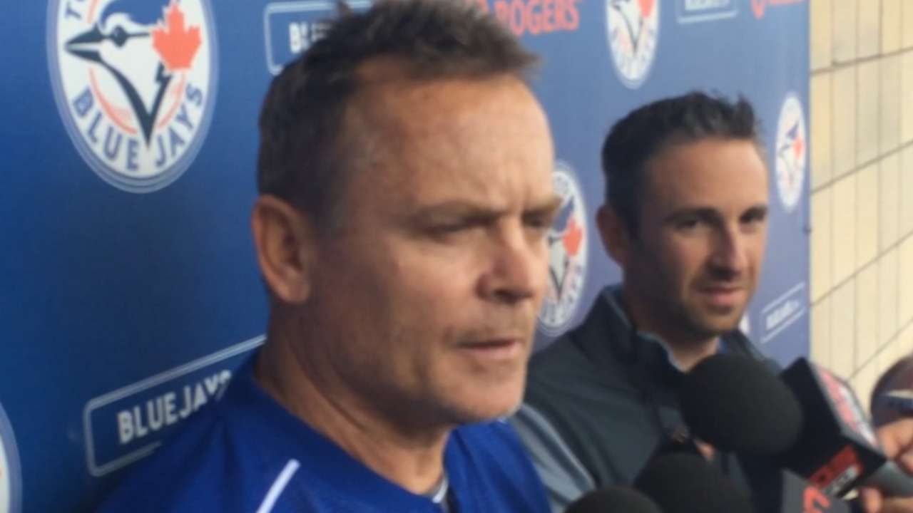 Gibbons on catching, DH depth