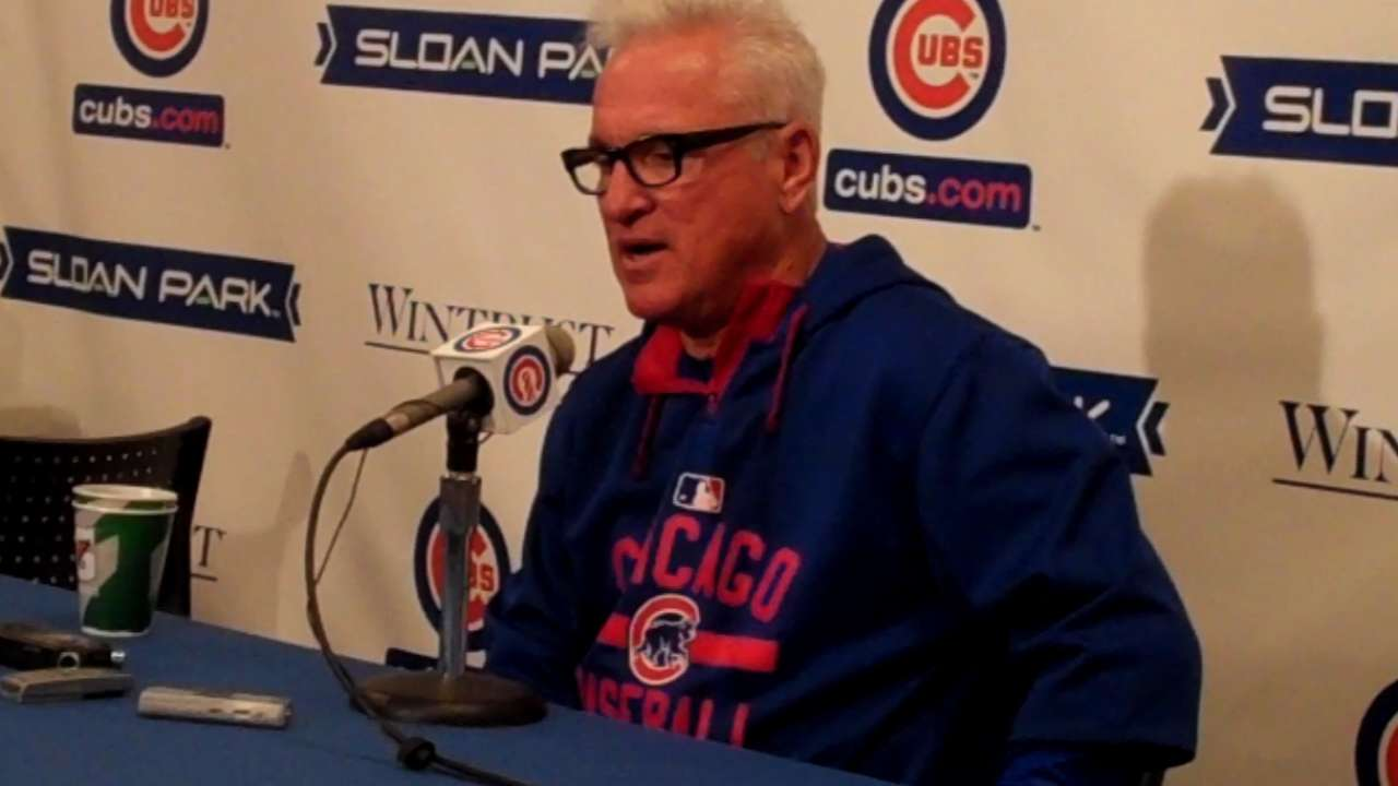 Maddon's way: Cubs pitchers to meet with sports psychologist