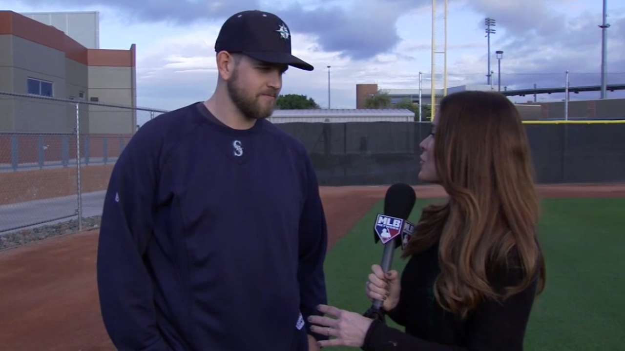 James Paxton on MLB Tonight