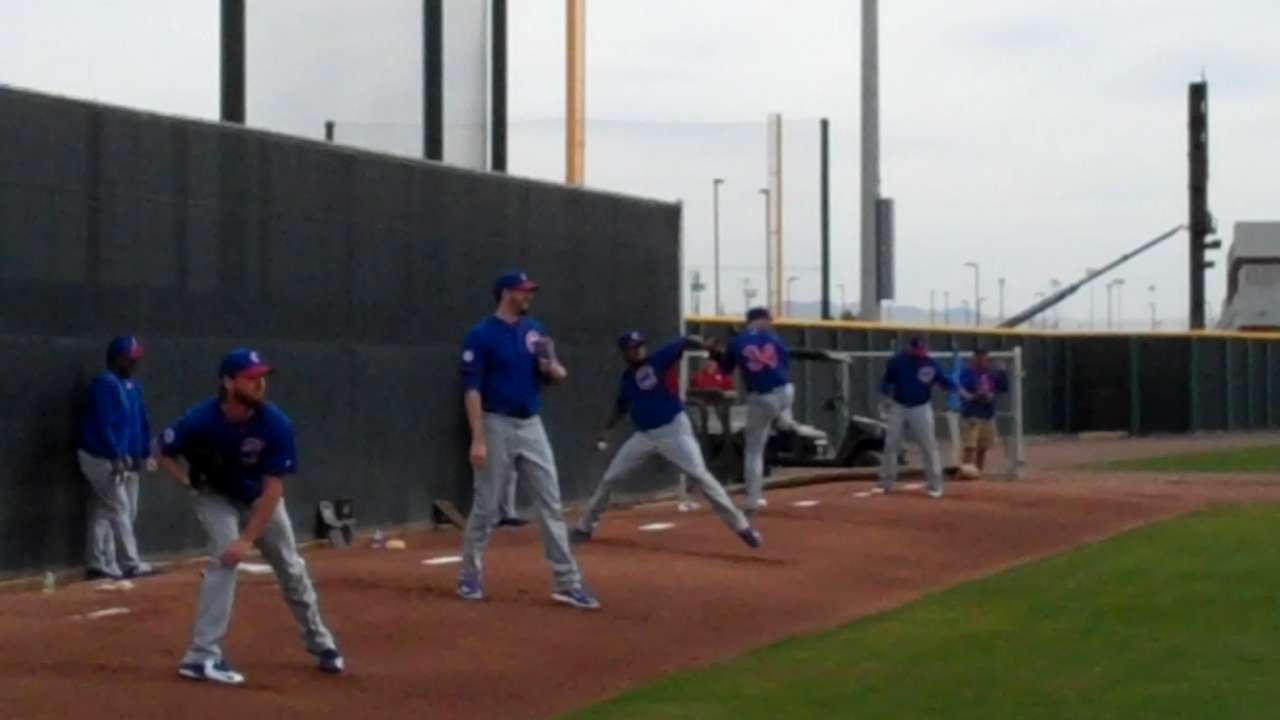 Cubs' Bryant to start Opening Day? Kind of
