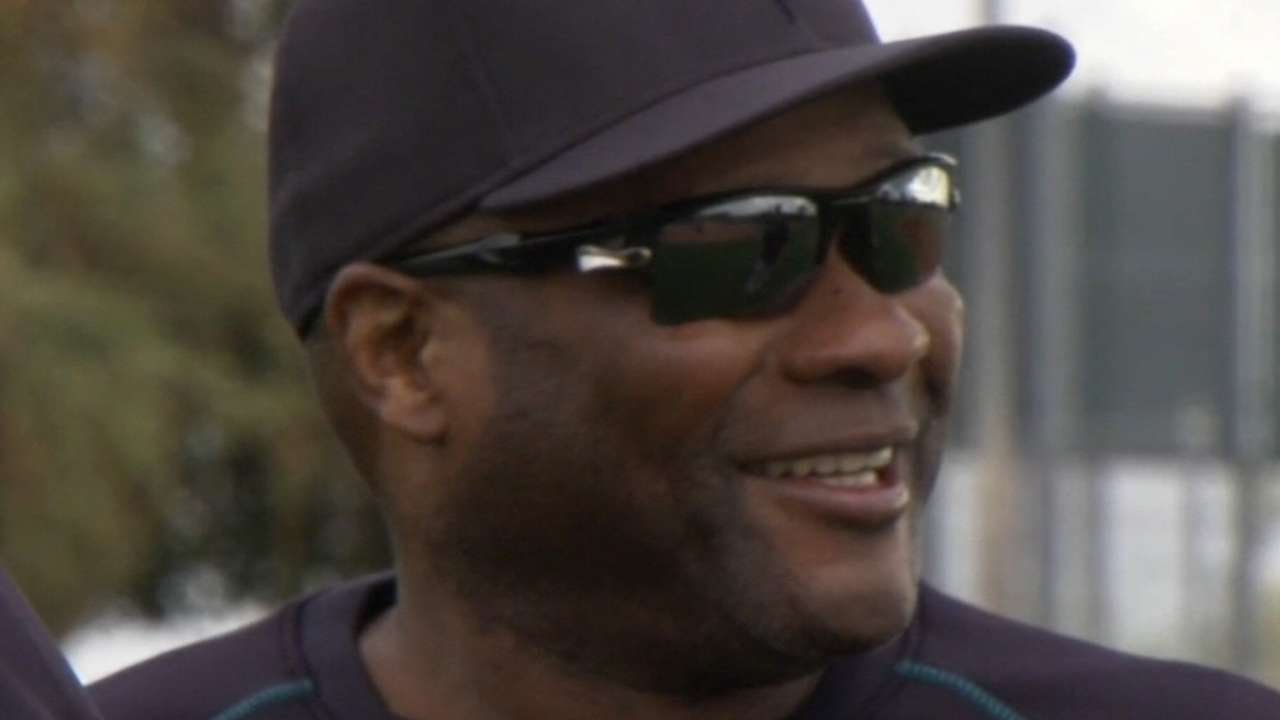 For McClendon, Mariners' championship run starts now