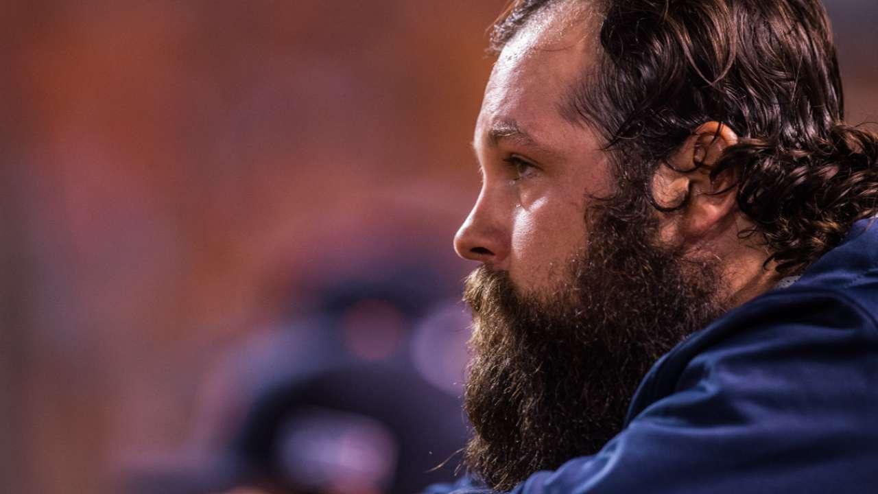 Ausmus on Joba: It's the beard