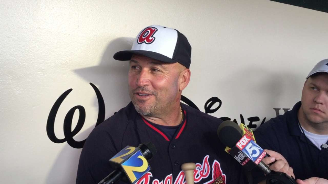 Gonzalez expects 'controlled chaos' as camp fills up