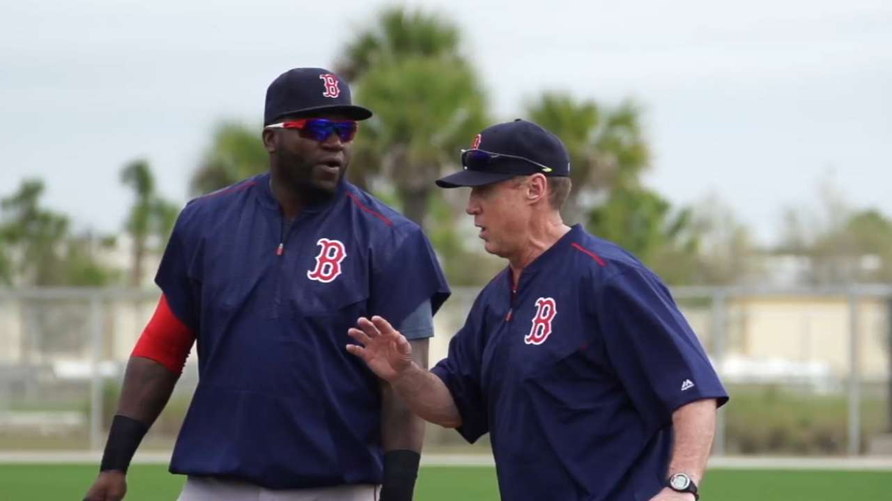 Passionate as ever, Papi motivated to win fourth ring