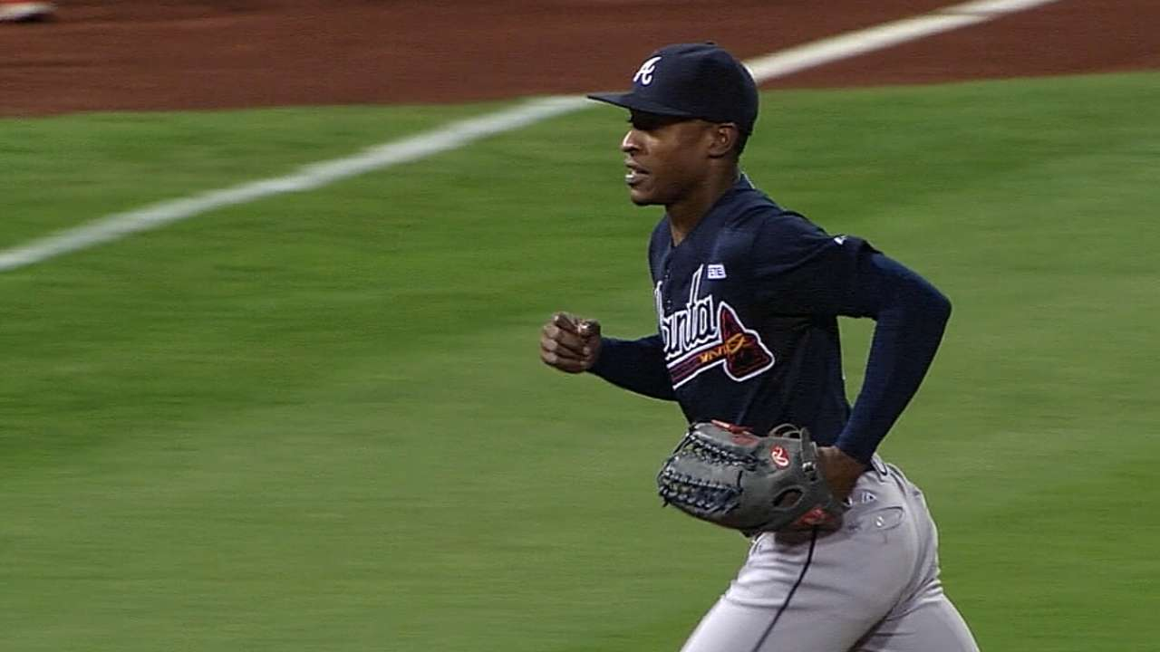 Hart hits reset button on Braves' franchise