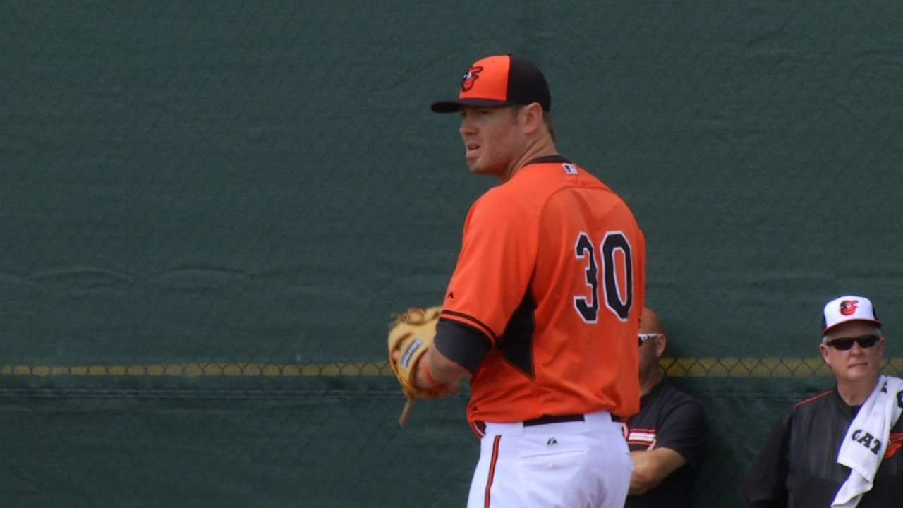 O's announce starting assignments for Norris, Tillman