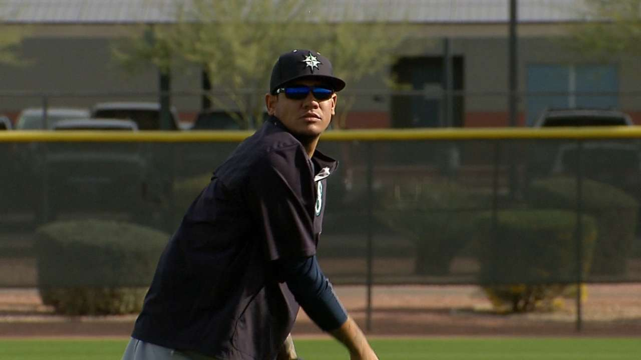 Felix to make first spring start on Tuesday