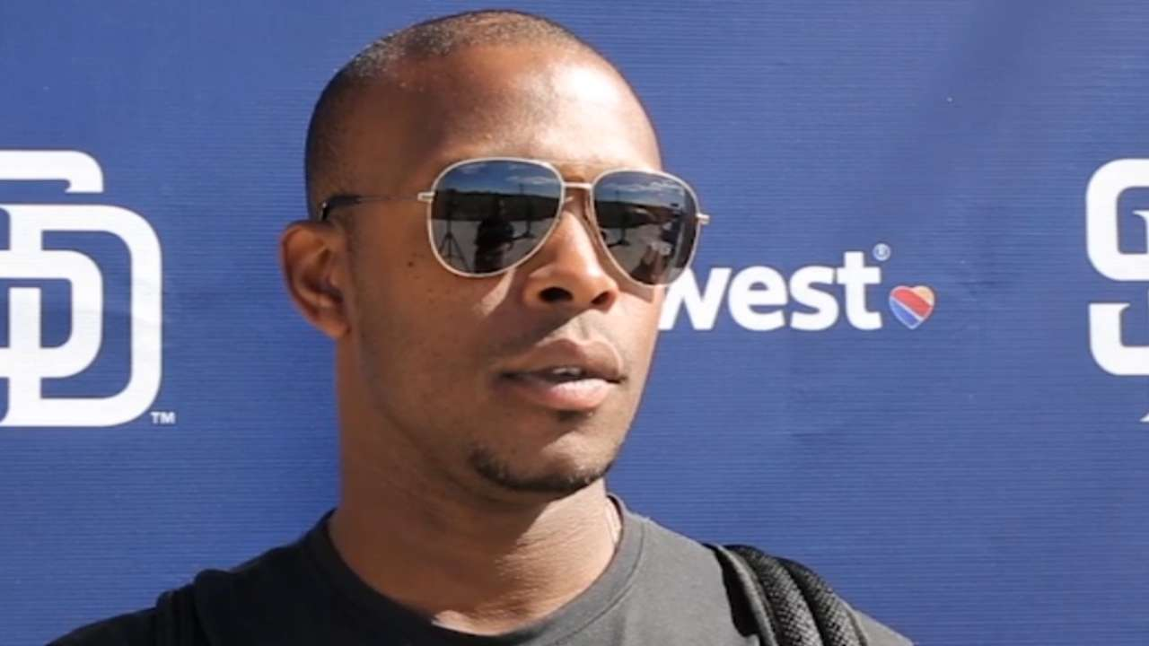 Upton on return to NL West