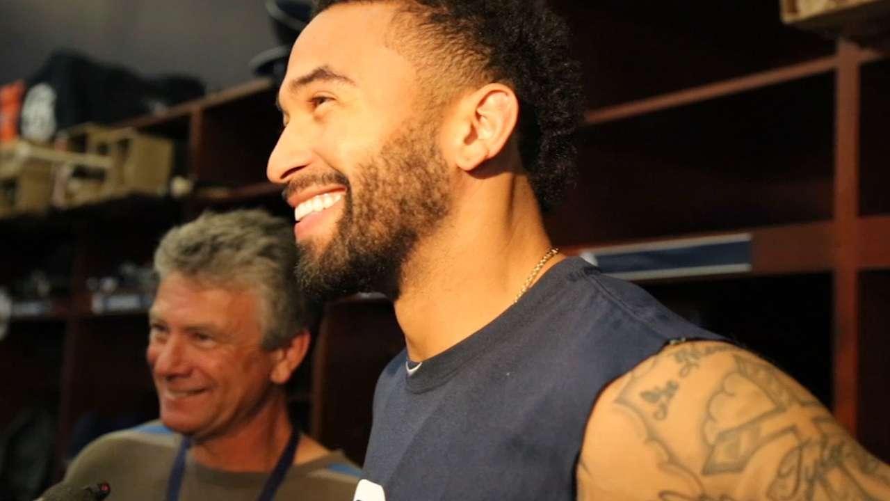 Kemp on health, fresh outlook