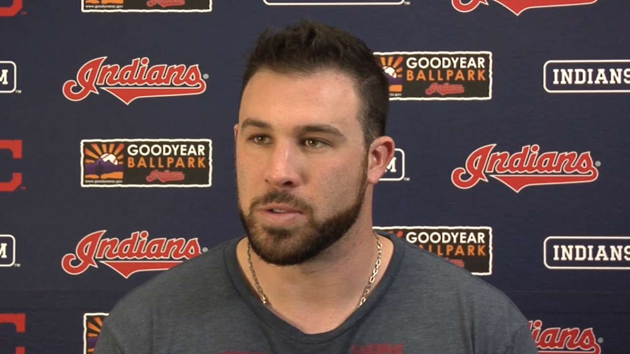 Kipnis among candidates to be Tribe's No. 2 man